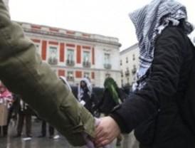 Activistas de 'Rumbo a Gaza' denuncian a la Guardia Civil