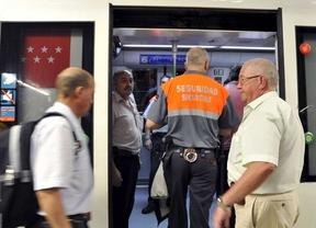 Metro podría perder 700 empleos en seguridad