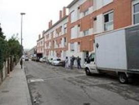 Sin agua caliente en los pisos de los afectados de Las Castellanas en San Fernando