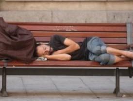 Uno de cada cinco madrileños, en riesgo de pobreza