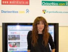Anni B. Sweet: 'Tocar en Madrid está por las nubes'