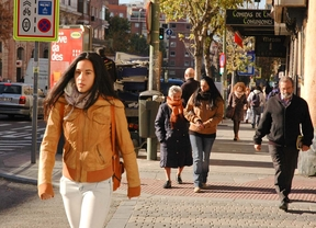 Bajan las temperaturas en la región madrileña