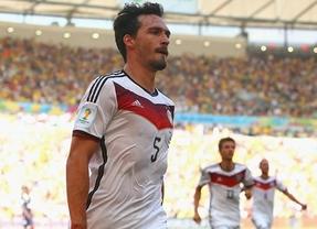 Alemania apaga a Francia y es el cuarto Mundial consecutivo que alcanza la penúltima ronda