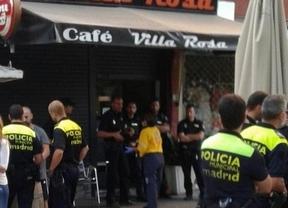La Policía continúa la búsqueda del agente acusado de matar a su socio en un bar de Hortaleza