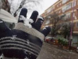 Alerta este jueves por nieve y frío