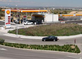 Gasolinera de Shell de Valdebebas