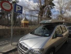 Discapacitados físicos reclaman poder entrar a El Retiro con vehículos privados