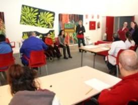 Concurso de pintura y fotografía para discapacitados en Alcorcón