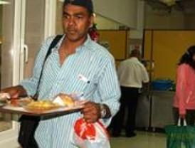 La Comunidad ofrece al día más de 700 menús a personas necesitadas