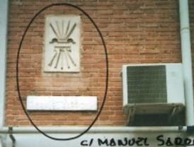 Vecinos de Quintana piden retirar símbolos franquistas