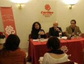 Cáritas, desbordada por la crisis en el sur de Madrid