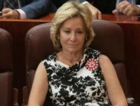 Medalla de Oro para Esperanza Aguirre