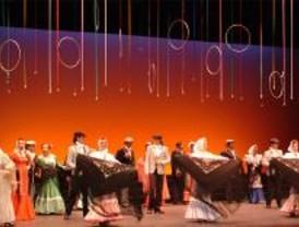 Temporada de zarzuela en el Teatro de Madrid