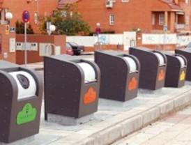 Alcorcón instala 61 contenedores soterrados que mejoran y modernizan el servicio de limpieza
