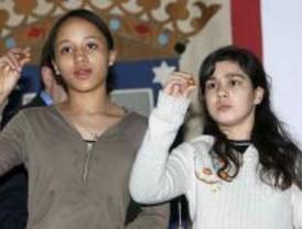 Los niños de San Ildefonso ultiman los preparativos para el día 22