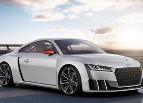 Audi TT Clubsport Tuerbo Concept, máxima respuesta