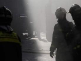 Los bomberos finalizan el encierro de Las Rozas como