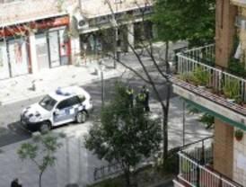 Un herido por arma blanca en una reyerta en Vallecas