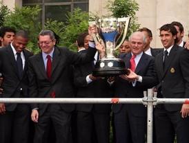 El Real Madrid conquista su trigésimo primera Liga