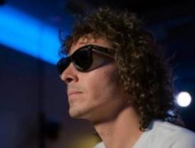 Rubén Pozo, con la música en vivo