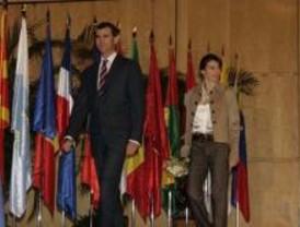 Los Príncipes de Asturias presidirán la entrega de becas de la Fundación Caja Madrid