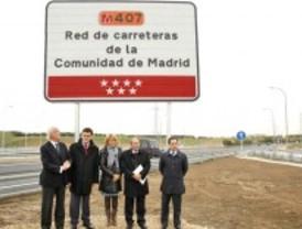 Bienvenidos a la autovía Leganés-Griñón