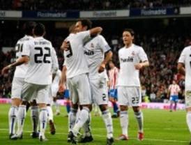 El Madrid vuelve a ganar