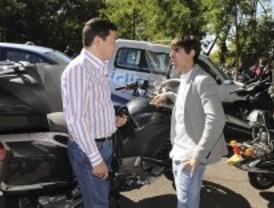 La iniciativa 'Muévete por Madrid en moto' potencia el uso de este vehículo en la capital