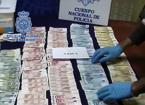 Desarticulado un grupo de traficantes especializados en robos a otros 'narcos'