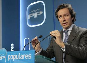 Floriano, jefe de campaña del PP para las elecciones autonómicas y municipales