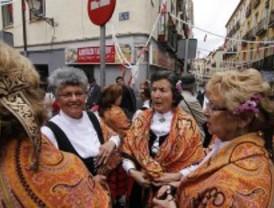 Vallecas festeja la Virgen de la Torre