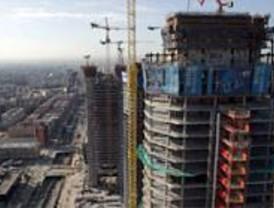Fallece un trabajador en las obras de las torres de la Ciudad Deportiva