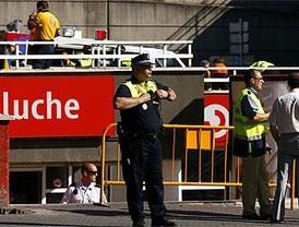 Un pasajero causa un accidente en el Cercanías de Aluche al tirar del freno de emergencia