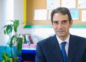 Juan Luis Yagüe, director del Eurocolegio Casvi