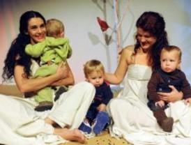 Un teatro para los adultos y sus bebés