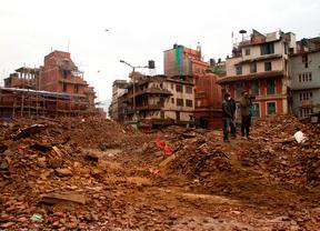 Madrileños en el terremoto de Nepal: 'Junto a mi casa, un muro cayó y mató a siete personas'