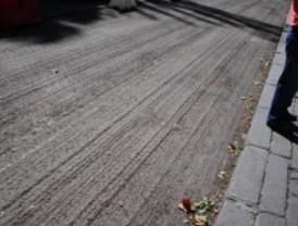 Alcalá corta la calle de San Juan durante 3 meses por obras de pavimentación