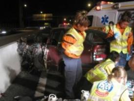 Un conductor que circulaba en sentido contrario y ebrio provoca un accidente mortal