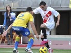 Armenteros no es suficiente en Las Palmas