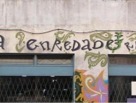 La policía desaloja el centro 'okupado' La Enredadera