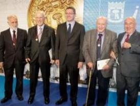 Madrid entrega sus Medallas de Oro
