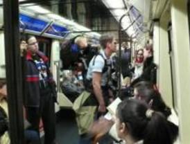 Metro transportó 688 millones de viajeros en 2007