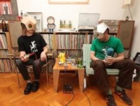 Música con juguetes ruidosos