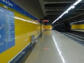 Metrosur reabre este lunes los tramos afectados por las obras