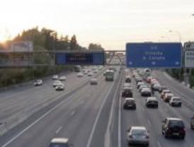 Fomento licitará 67 kilómetros de carriles BUS-VAO de Madrid