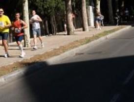 Un millar de personas corren los 10 km del Orgullo