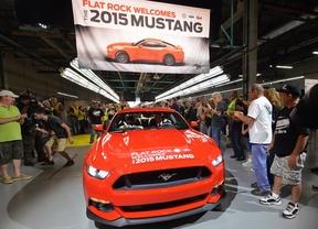 Ford Mustang 2015, comienza la producción del icónico 'pony car'