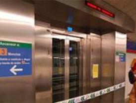 Cinco nuevos ascensores en el Metro de Sol