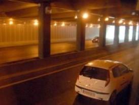Los radares de los túneles de la M-30 funcionan desde este lunes