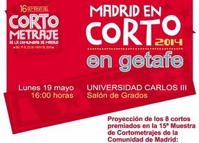 'Madrid en corto' llega a Getafe